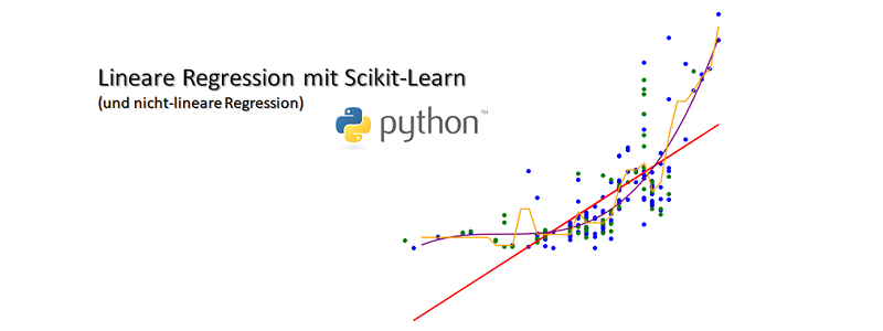 Lineare Regression in Python mit Scitkit-Learn – Data
